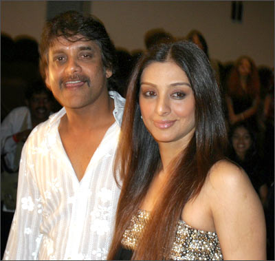 Nagarjuna and Tabu