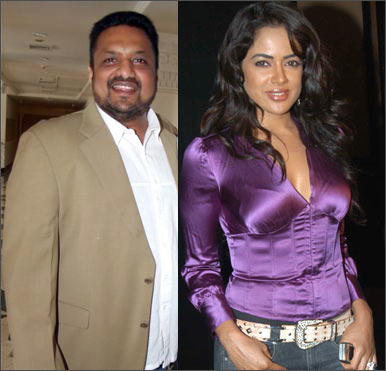 Sanjay Gupta and Sameera Reddy