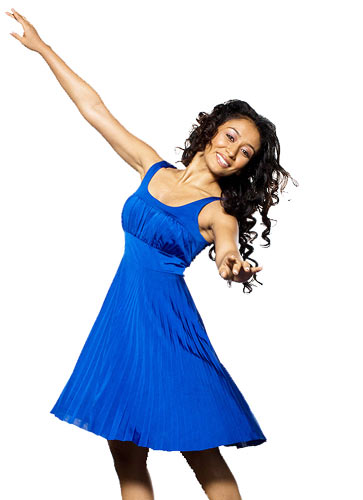 Gayatri Patel in Let's Dance