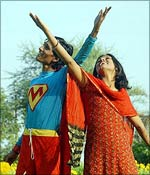 A scene from Malegaon ka Superman