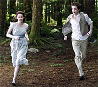 A scene from New Moon