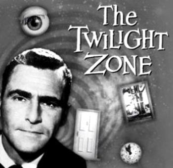 A scene from The Twilight Zone