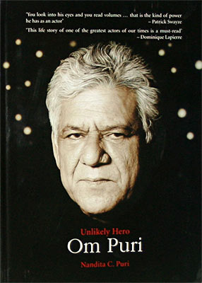Cover of the book Unlikely Hero Om Puri