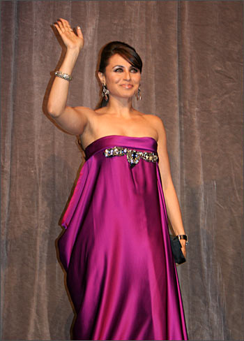 Rani Mukherjee at the Toronto film festival