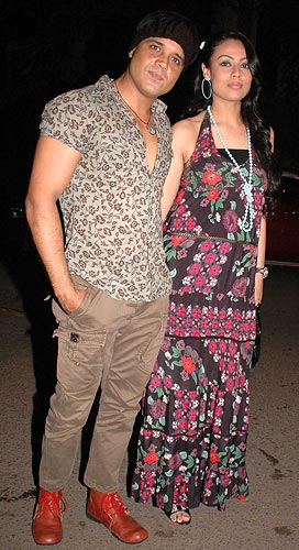 Yash Tonk and Gauri