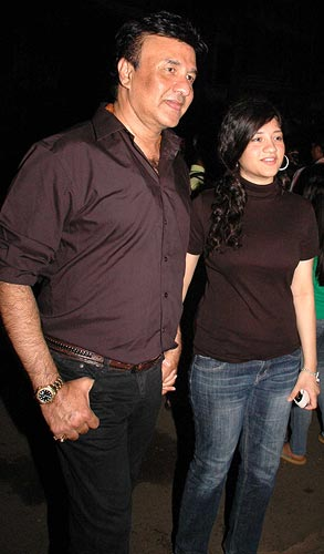 Anu Malik and Anmol