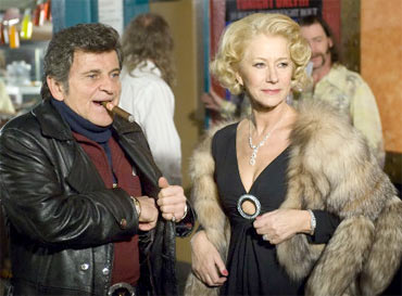Joe Pesci and Helen Mirren in Love Ranch