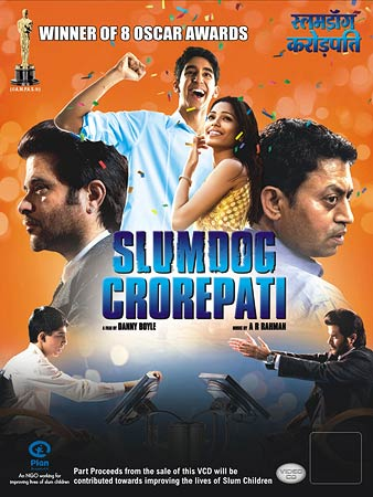 A scene from Slumdog Crorepati
