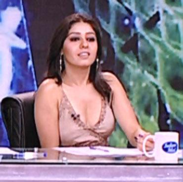 Sunidhi Chauhan Queen Of Kitsch Rediff Com Movies