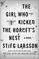 A book cover of The Girl with the Dragon Tattoo