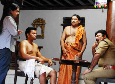 A scene from Nayakan