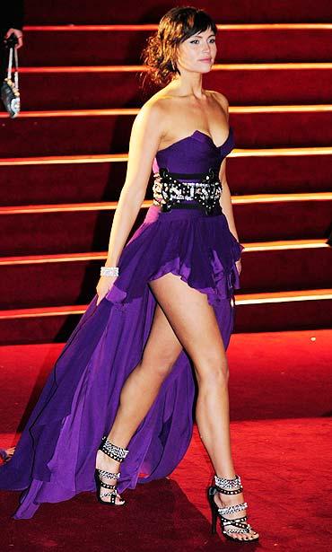 Pix The Sexiest British Actresses - Rediffcom Movies-5728
