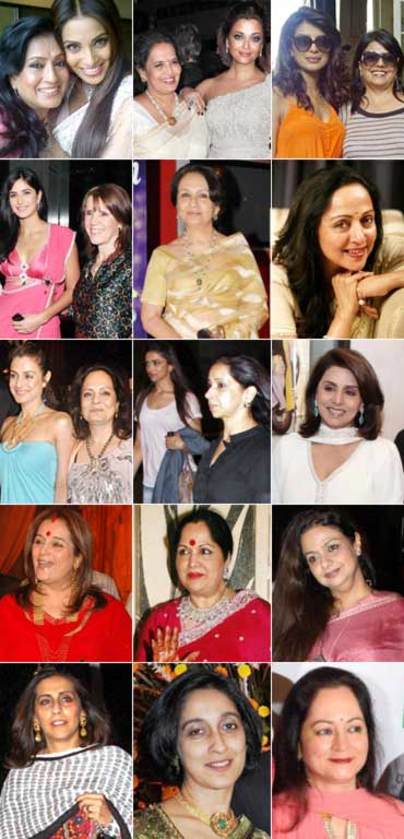Vote! The most stylish B-town mum!