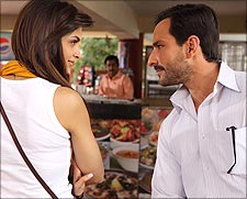 A still from Aarakshan