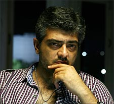 A still from Mankatha