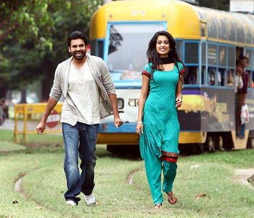 A scene from Panjaa