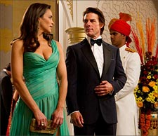 A scene from Mission Impossible: Ghost Protocol