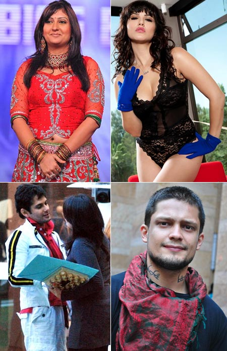 Vote! Who will be evicted from Bigg Boss this week?
