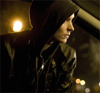 A scene from The Girl With The Dragon Tattoo