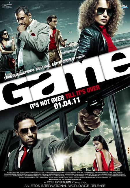 Movie poster of Game