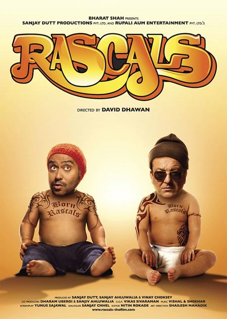 Movie poster of Rascals