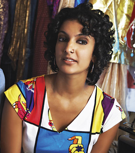Poorna Jagannathan in Delhi Belly