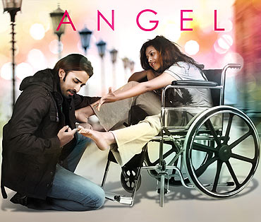 Movie poster of Angel