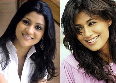 Konkona Sen Sharma and Chitrangda Singh