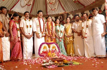 The couple's parents, Jyothika and Suriya
