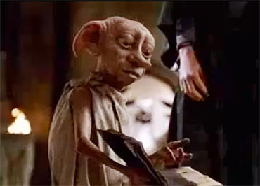 Dobby, the house elf