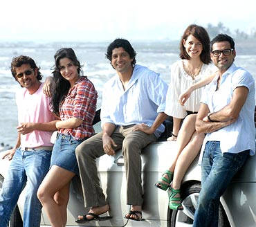 A scene from ZNMD