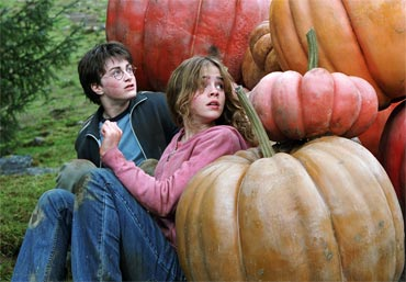 A scene from Prisoner of Azkaban
