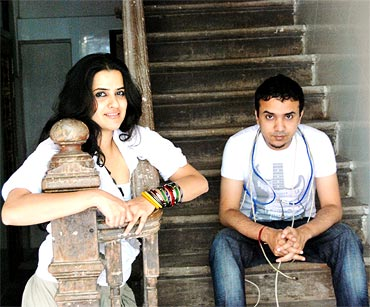 Sona Mohapatra and Ram Sampath