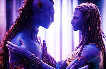 Na'vi and Neytiri