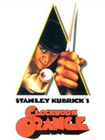 The Clockwork Orange poster