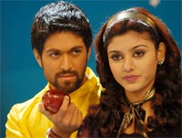A movie still of Kirataka