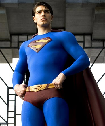 A scene from Superman Returns