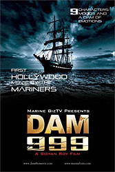 Movie poster of Dam 999