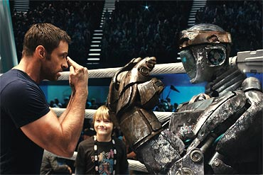 A still from Real Steel