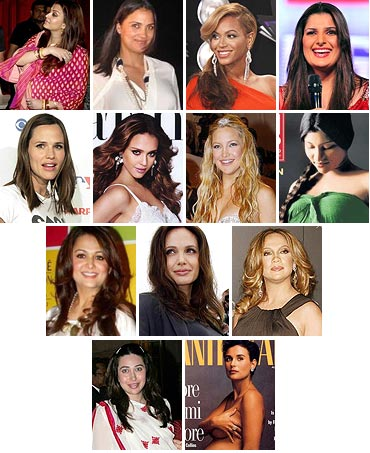 Who's the Sexiest Pregnant Actress? Vote!