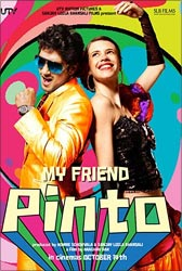 A My Friend Pinto movie poster
