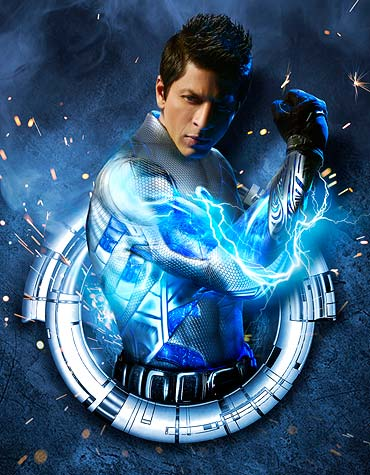 Ra.One   The Game, created for PlayStations was released on October 5, 2011