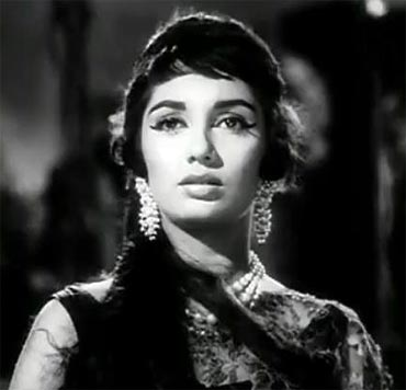 A still from Woh Kaun Thi