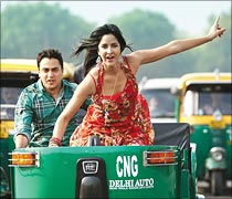A scene from Mere Brother Ki Dulhan
