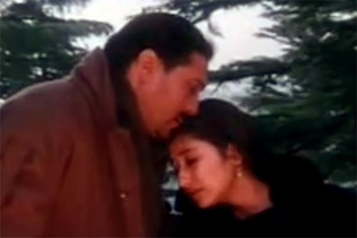 Jackie Shroff and Manisha Koirala in 1942 A Love Story