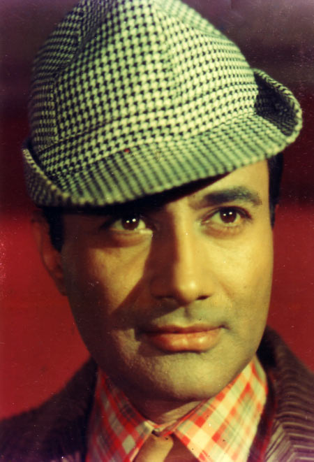 Dev Anand in Jewel Thief