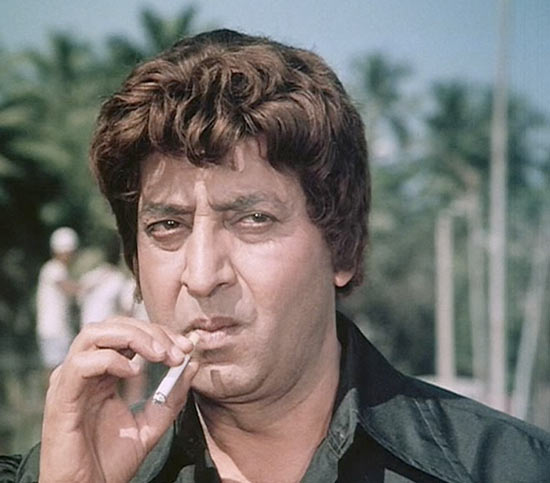 Pran in Don