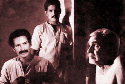 A scene from Utharayanam