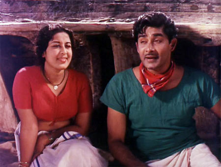 A scene from Chemmeen