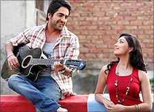 Vicky Donor Rediff Movie Review by Sukanya Verma